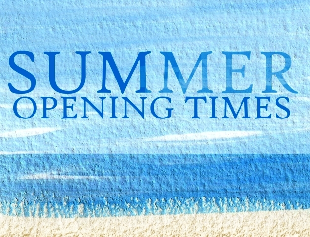 summer-opening-times