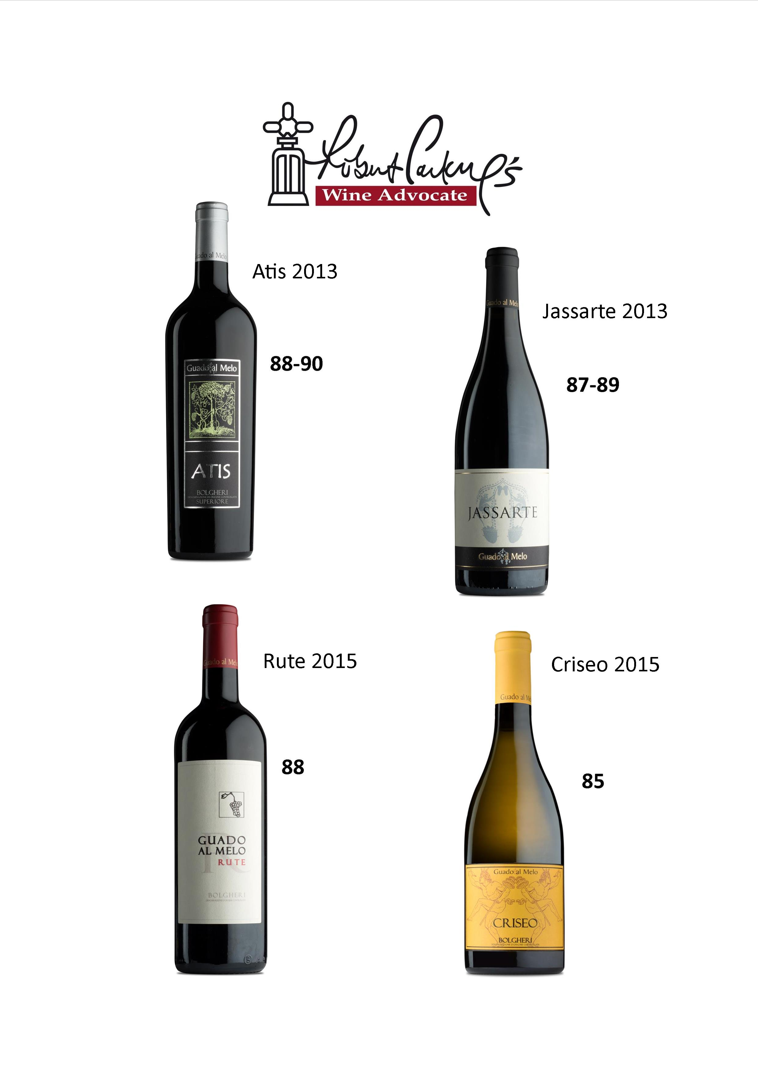 Wine Advocate