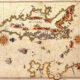 carta nautica di Chio