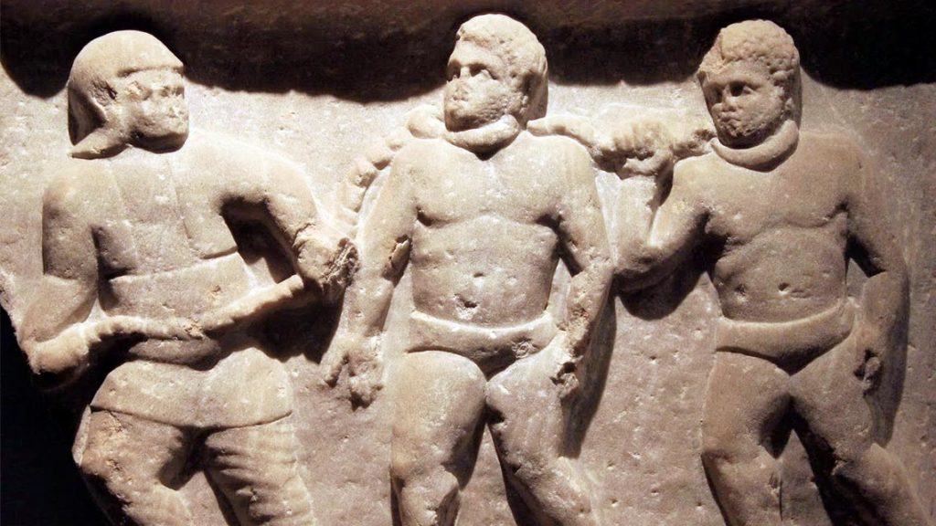 bassorilievo-romano