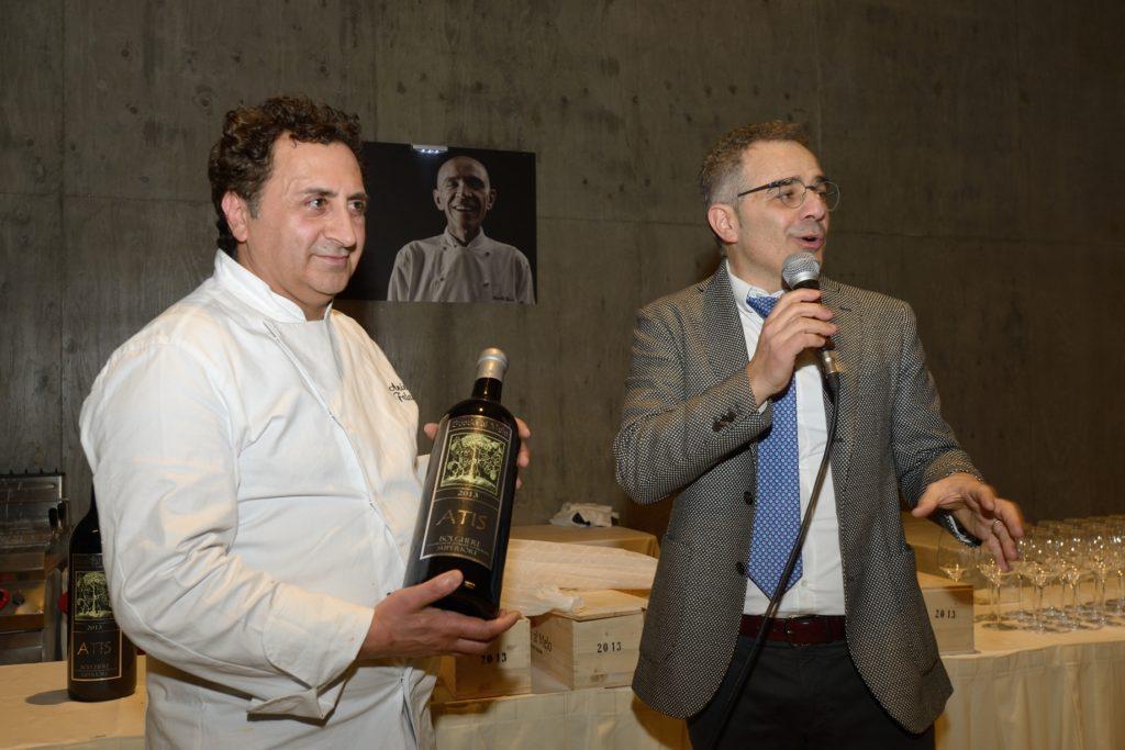 Aniello Falanga, pizzaiolo de Haccademia – Terzigno (NA)