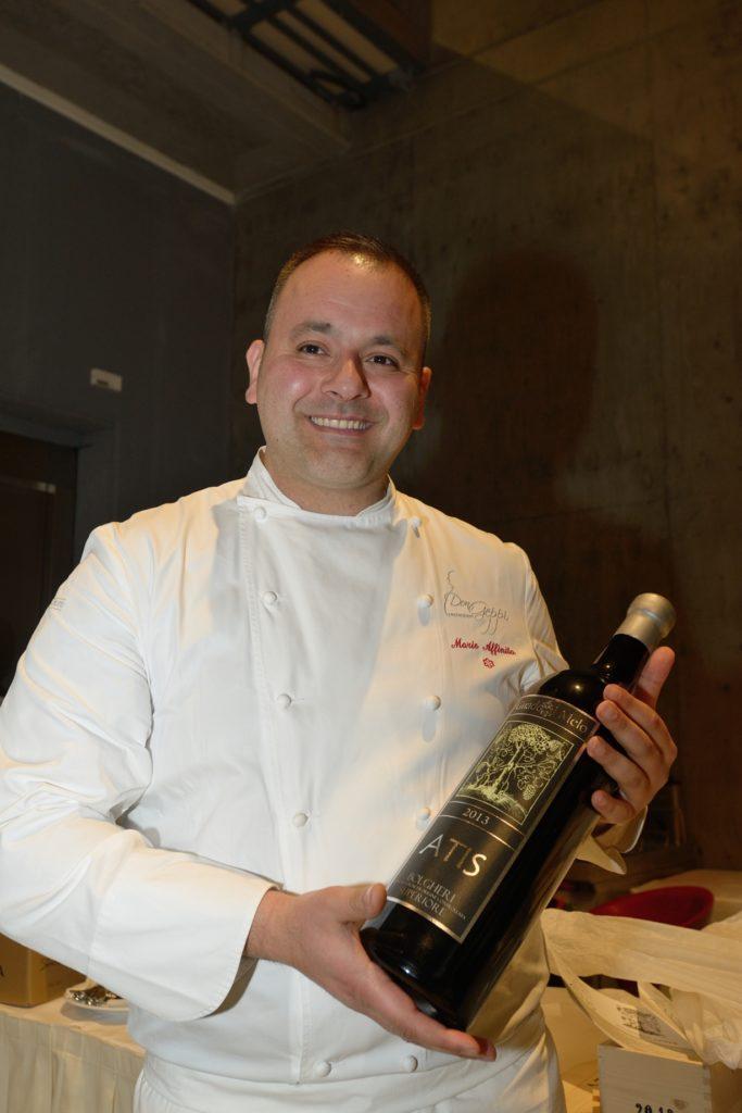 Mario Affinita del Ristorante Don Geppi presso Majestic Palace Hotel – Sorrento (NA)