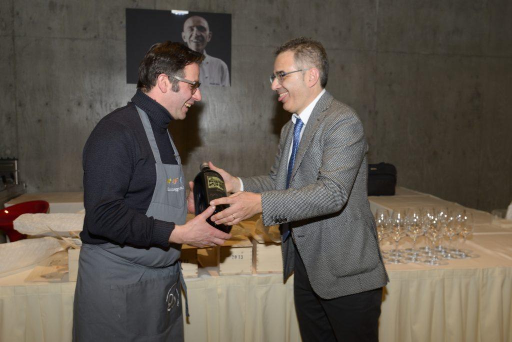 Eros Buratti – affinatore formaggi e titolare de La Casera – Verbania-Trobaso (VB)