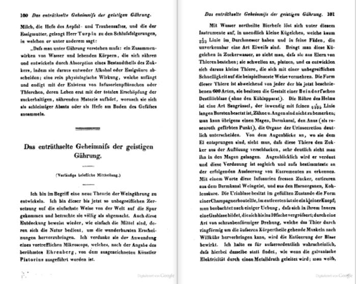 Annalen der Pharmacie 1839