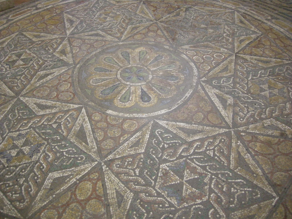 Museo_guarnacci,_Mosaico_romano_02